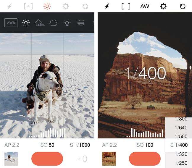 Little Pixels摄影 App Manual 让 iPhone 6/6 Plus 变身手动相机