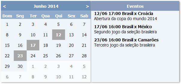 简单的日历记事本jQuery插件e-calendar(带样式美化)