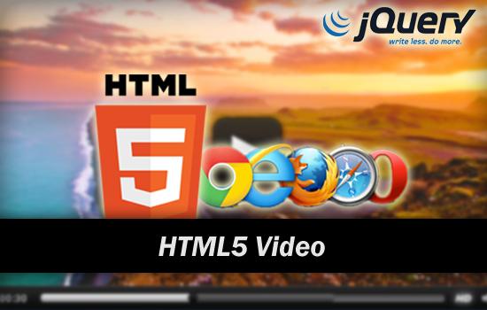 自定义HTML5 video标签视频播放器的皮肤样式